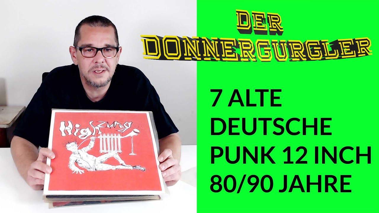 7 alte Punk Platten die ich noch ganz gut hören kann