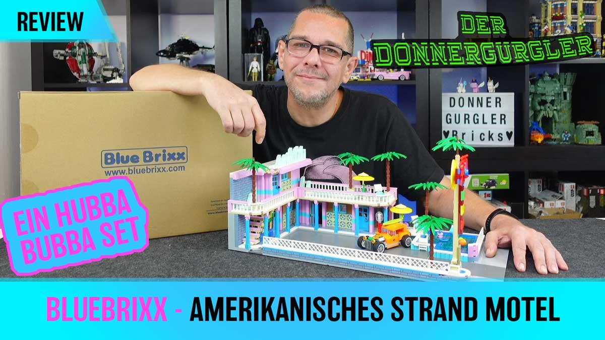 Bluebrixx Special - Amerikanisches Strand Motel