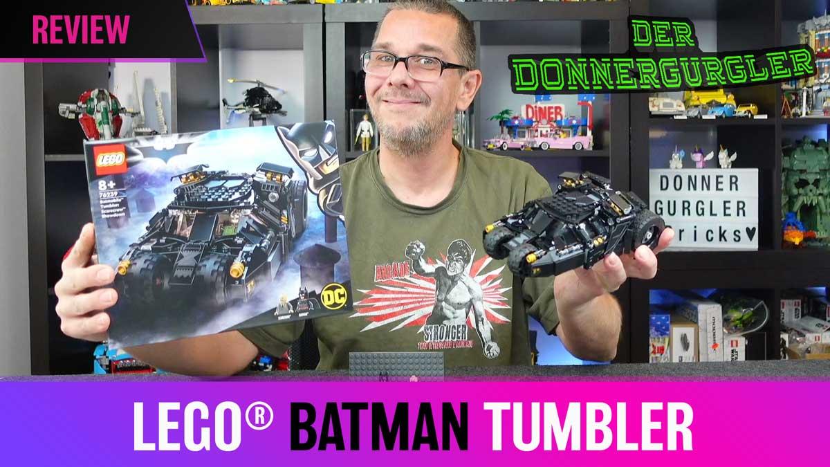 LEGO® Batman Batmobile Tumbler (76239)