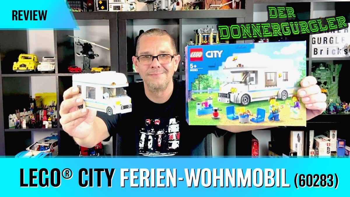 LEGO® City Ferien-Wohnmobil (60283)