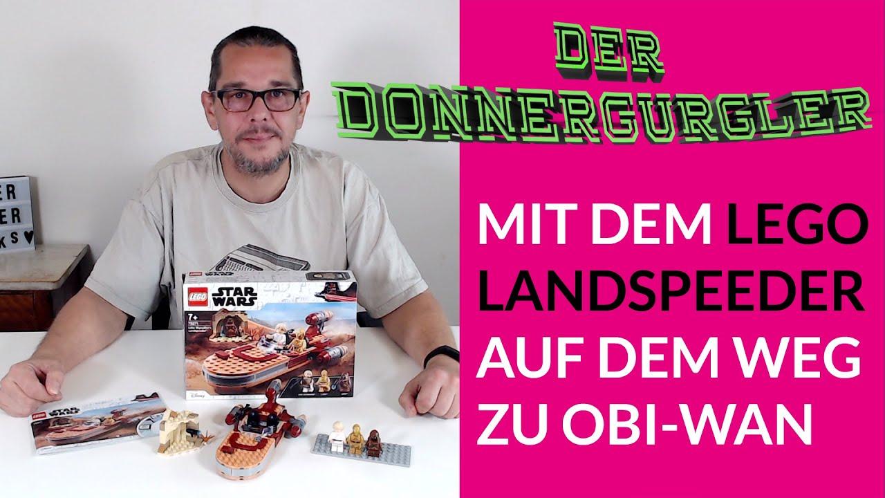 Lego #75271 Luke Skywalker's Landspeeder