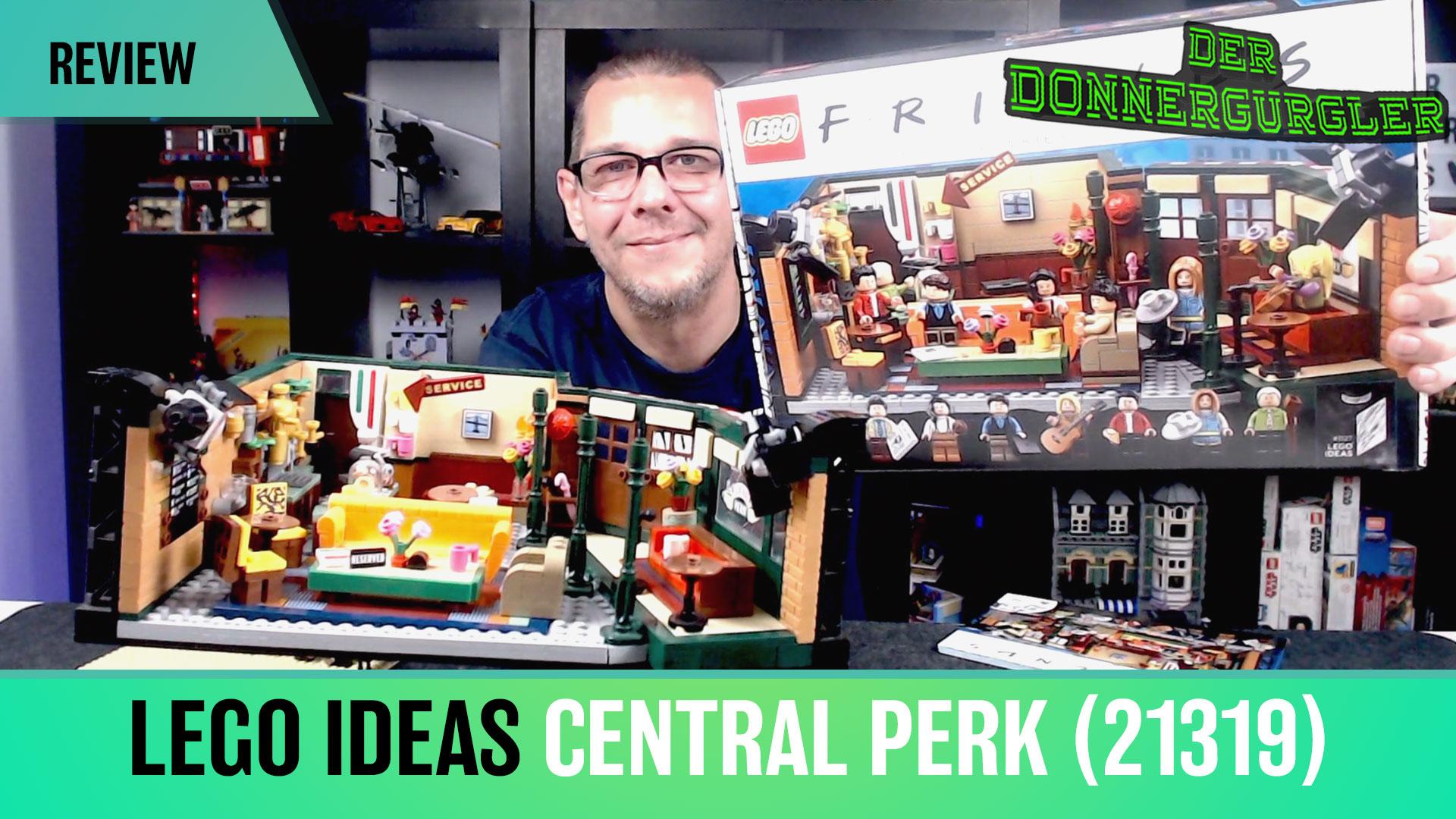 Lego Ideas Set 21319 - Friends Central Perk