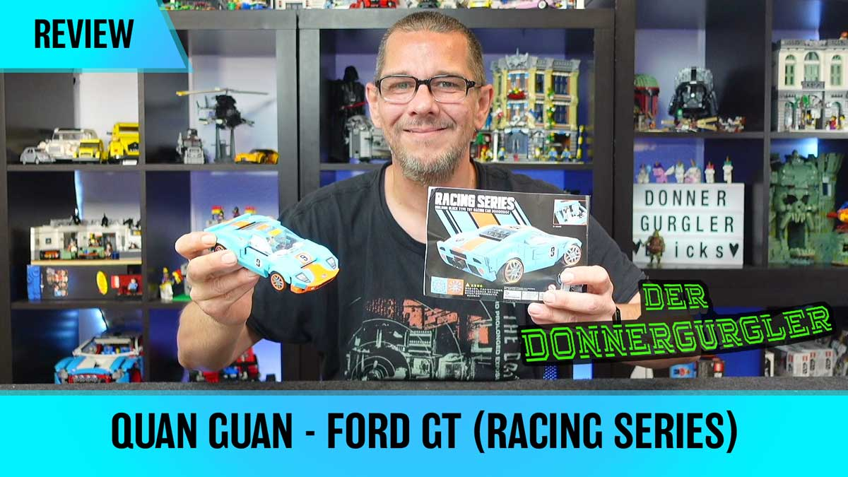 Quan Guan Racing Series Ford GT (QUA-100148)