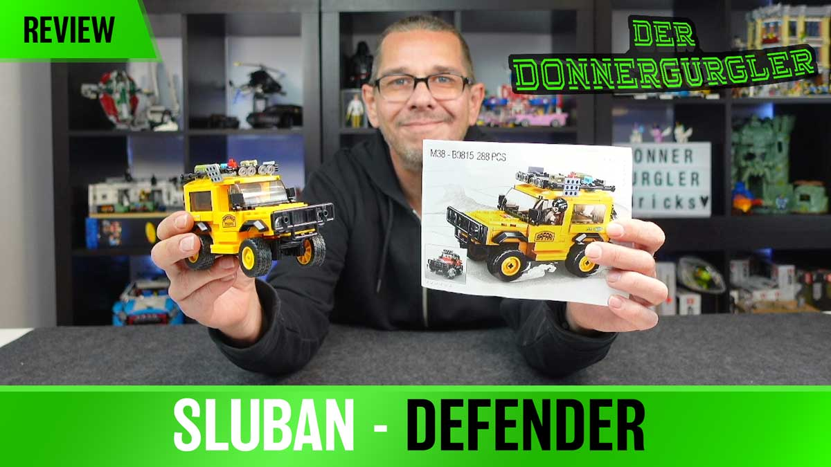 Sluban Defender (M38-B081)