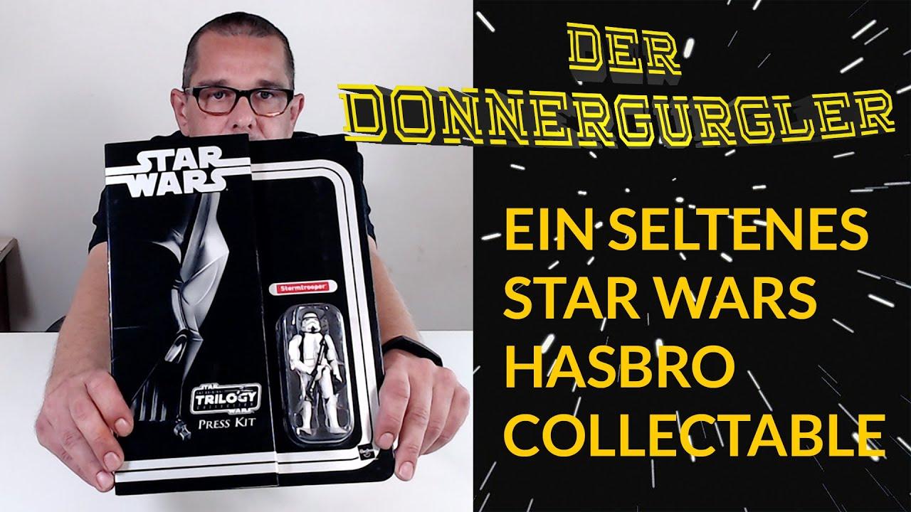Star Wars  Hasbro The Original Trilogy Collection Press Kit. Ein seltenes Stück