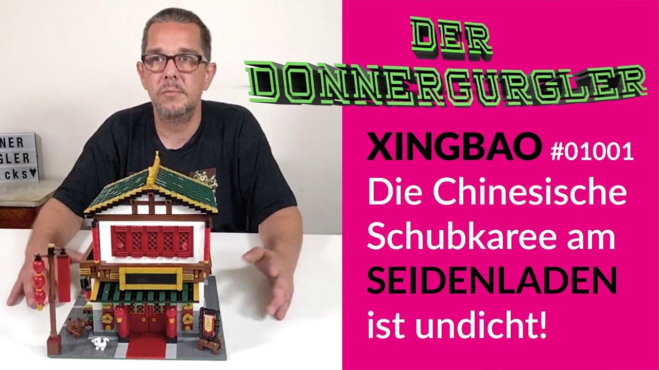 Xingbao X-01001 - Chinesisches Seiden- und Satingeschaeft