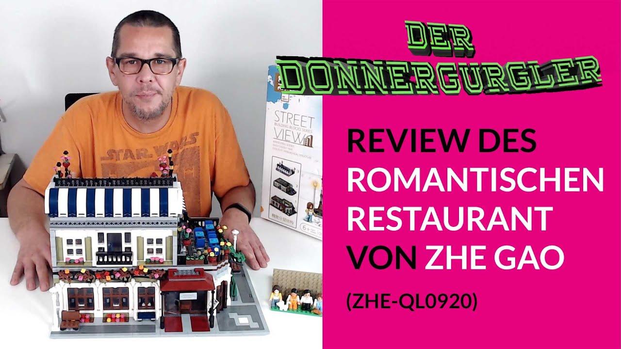 Das Romantische Restaurant von ZHE GAO