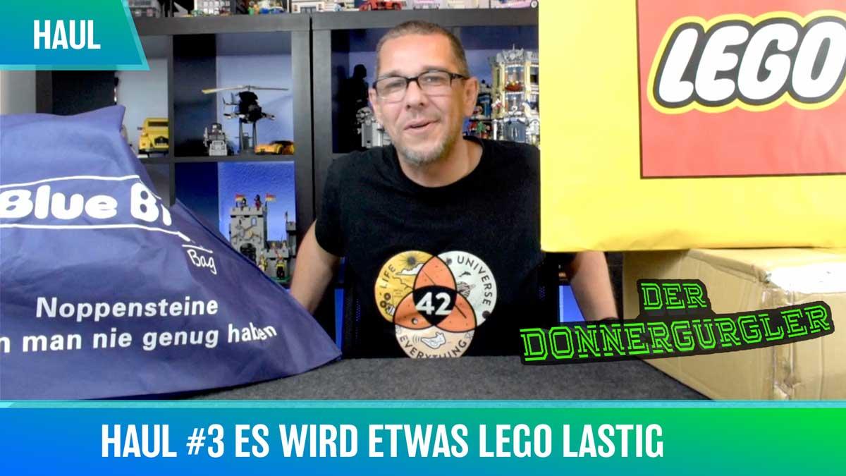 August Haul #3 etwas LEGO lastig dieses mal