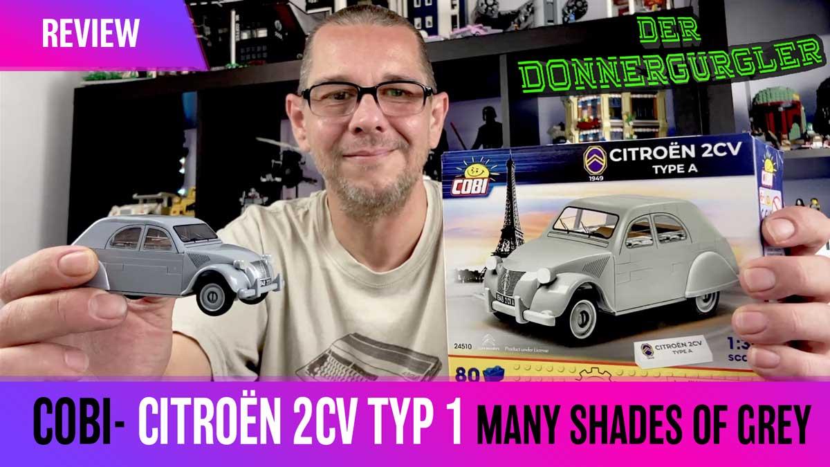 Cobi- Citroën 2CV - Typ A