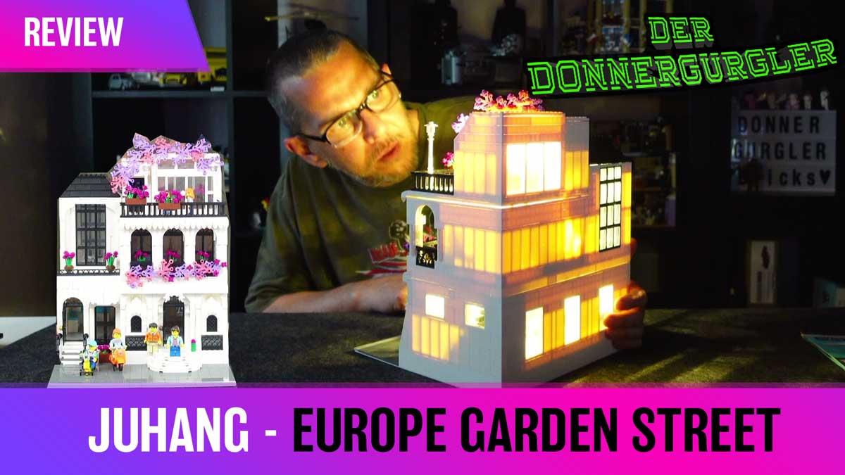 JuHang Europe Garden Street (JH-86014)