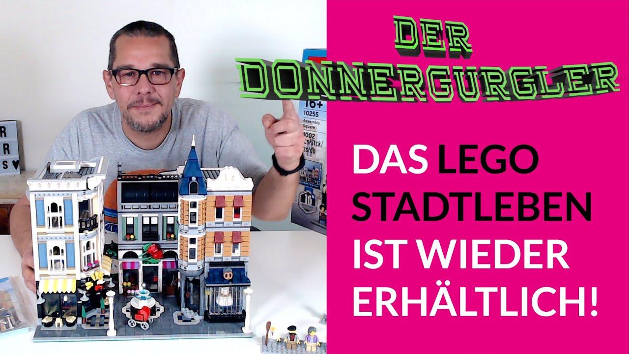 LEGO Creator Expert 10255 Stadtleben (Assembly Square)