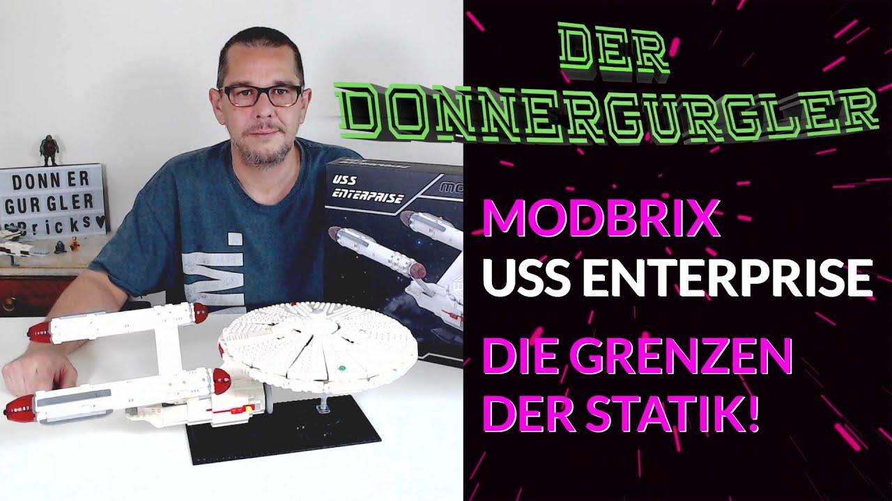 MODBRIX - USS ENTERPRISE - Die Grenze der Statik (18267008)
