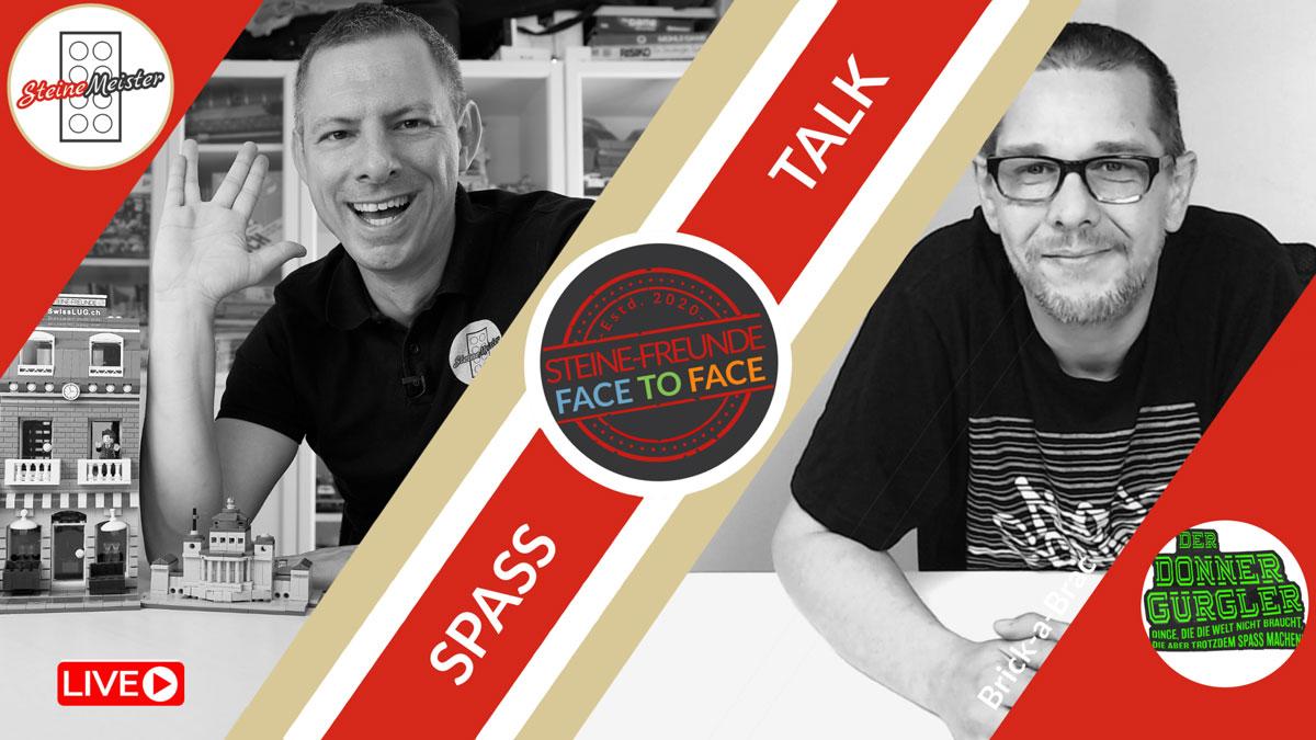 Live-Stream vom 08.05.2021: Talk to Talk mit Der Donnergurgler mit dem Spezialthema: Was macht ihm und euch Spass? inkl. Quiz