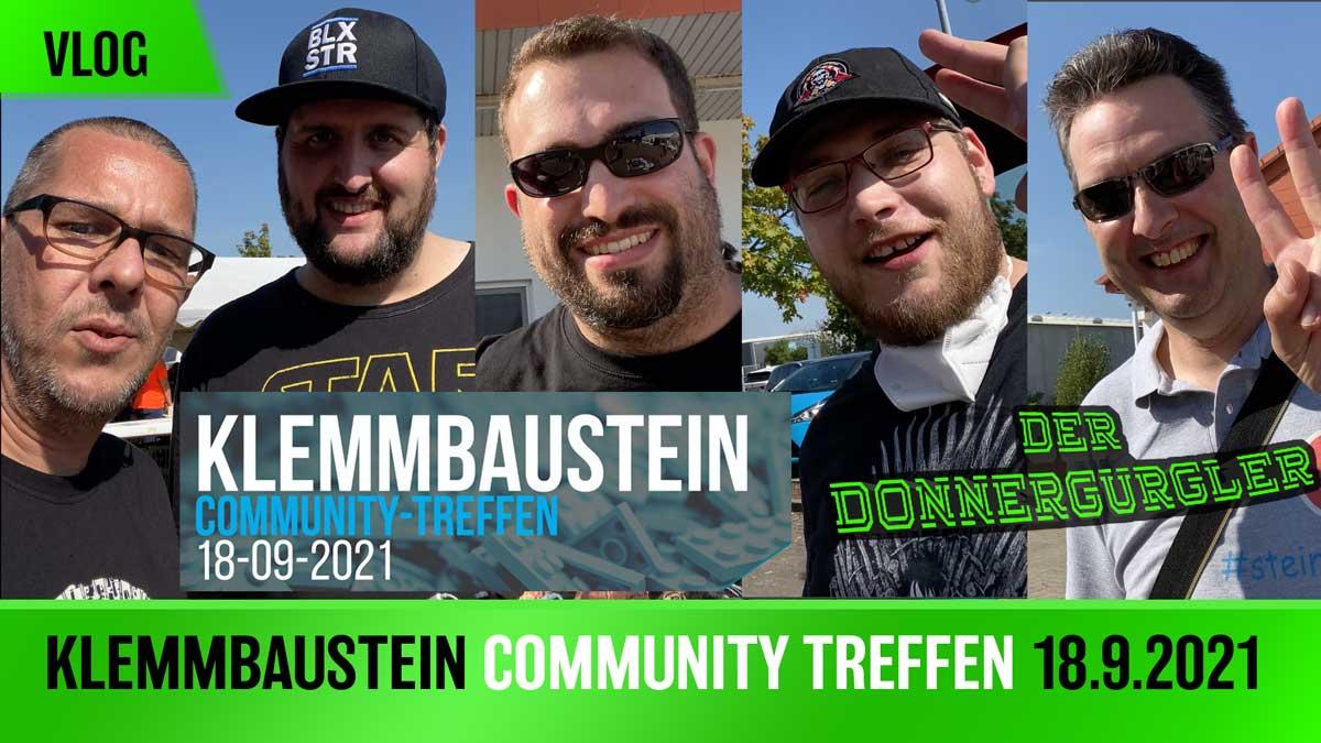 VLOG - Klemmbaustein Community Treffen 18-9-2021 in Bellheim